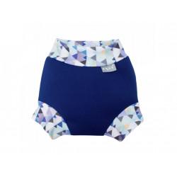 Unuo neoprénové plavky Mini trojúhelníčky kluk XXL