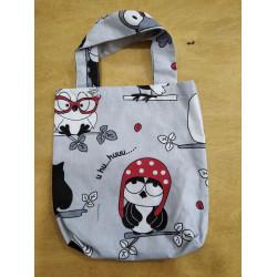 NetBag taška pro děti - sovičky