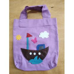 NetBag taška pro děti - loďka