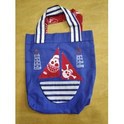 NetBag taška pro děti - plachetnice