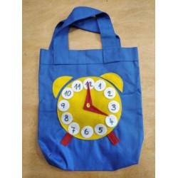 NetBag taška pro děti - budík