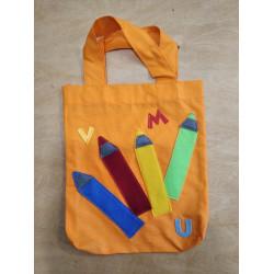NetBag taška pro děti - pastelky