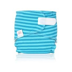 Ella´s House novorozenecká plenka newbie nappy- blue stripes