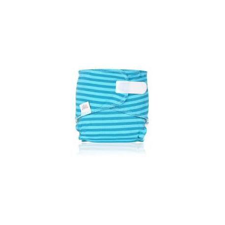 Ella´s House novorozenecká plenka newbie nappy- blue stripes
