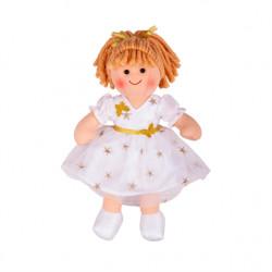 Bigjigs Toys látková panenka Charlotte 28 cm