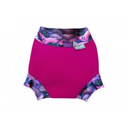 Unuo neoprénové kojenecké plavky Velryby holka - XXL