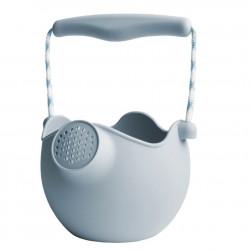 Scrunch silikonová konvička - světle šedá