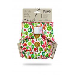 Petit Lulu kalhotková plena SZ - Ovocný sad