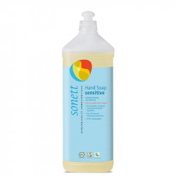 Sonett Tekuté mýdlo na ruce - Sensitive 1 l