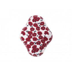 Breberky Intimní vložka - Červené kytičky