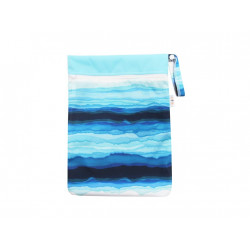 Breberky pytel na pleny M - Modrá laguna