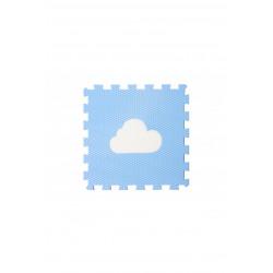 Vylen Minideckfloor - Světle modrý s bílým mráčkem