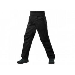 Unuo Softshellové kalhoty s fleecem cool - Černá vel. 116/122