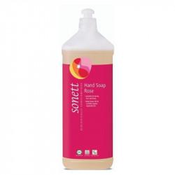 Sonett Tekuté mýdlo na ruce - Růže 1 l