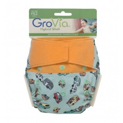 Svrchní kalhotky GroVia Shell patentky Adventure