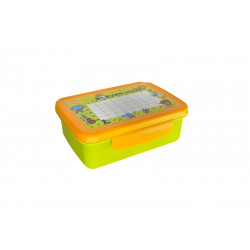 Zdravá sváča komplet box zelená/žlutá
