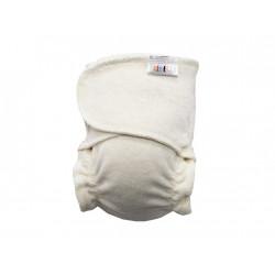 Breberky MINI kalhotková plenka na snapku - Přírodní
