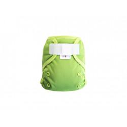 Breberky MINI XS svrchní kalhotky gumička lem SZ - Zelené