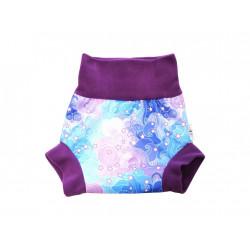 Breberky svrchní kalhotky natahovací XL - Hvězdné nebe