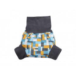 Breberky svrchní kalhotky natahovací XL - Lego