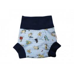 Breberky svrchní kalhotky natahovací S - Psí svět