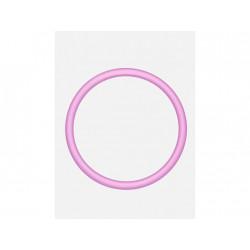 Ring sling L - světle růžový