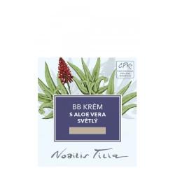 Nobilis Tilia BB krém s Aloe vera světlý 1 ml - vzorek sáček