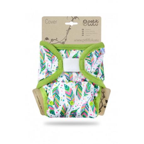 Petit Lulu svrchní kalhotky s kapsami SZ - Indiánské léto