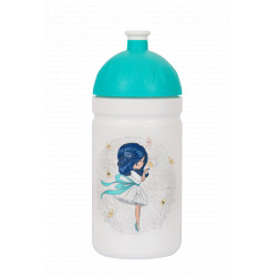 Zdravá lahev Dívka s mašlí 0,5l