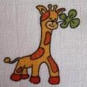 LTZ Tetra osuška 90x100 cm Libštátské pleny - Žirafa malá