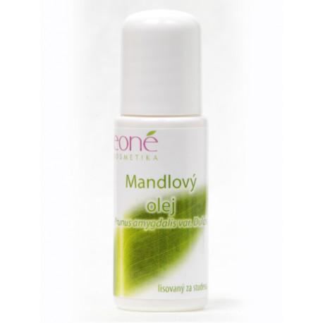 Eoné Mandlový olej lisovaný za studena - 50 ml