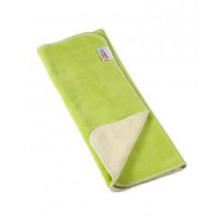 Vícevrstevná plena Petit Lulu - Zelená