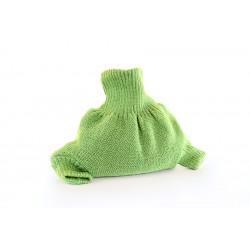 Vlněné natahovací kalhotky Disana - Zelené