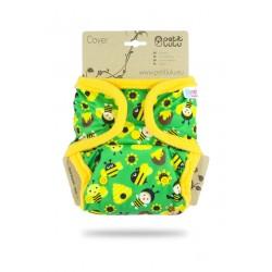 Svrchní kalhotky Petit Lulu SIO na patentky - Včelky