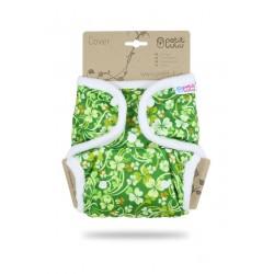 Svrchní kalhotky Petit Lulu SIO na patentky - Čtyřlístky