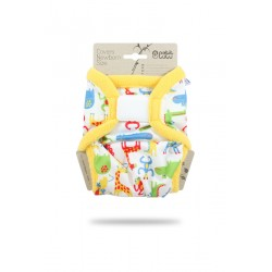 Novorozenecké svrchní kalhotky Petit Lulu - Safari