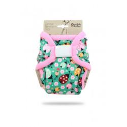 Novorozenecké svrchní kalhotky Petit Lulu - Berušky