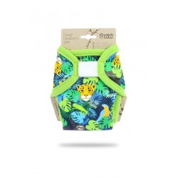 Novorozenecké svrchní kalhotky Petit Lulu - Džungle