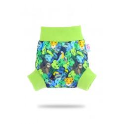 Pull-up svrchní kalhotky Petit Lulu - Džungle S