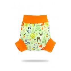Pull-up svrchní kalhotky Petit Lulu - Lesní zvířátka L