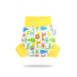 Pull-up svrchní kalhotky Petit Lulu - Safari  XL