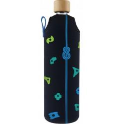 Skleněná lahev Drink it 700 ml - Horolezec