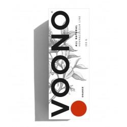 VOONO Henna Orange 100 g - Přírodní barva na vlasy