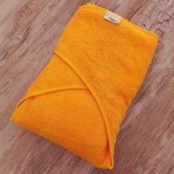 PUK plenka jednobarevná Made by Veru - Žlutá