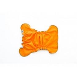 Majab kalhotková plenka na snappi - Oranžová černá