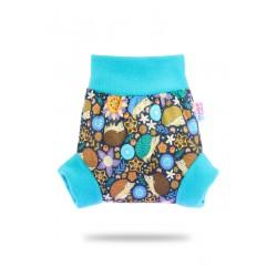 Pull-up svrchní kalhotky Petit Lulu - Ježečci S