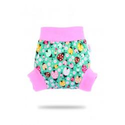 Pull-up svrchní kalhotky Petit Lulu - Berušky S