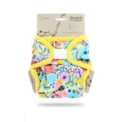 Svrchní kalhotky Petit Lulu SIO - Rozkvetlá louka
