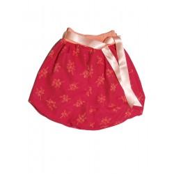 Loktu She Dámská balónová sukně Cran Berry