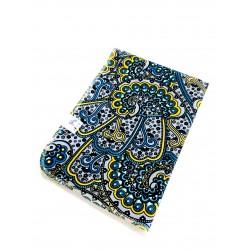 Breberky přebalovací podložka kočárkovina - Arábie světle modrá
